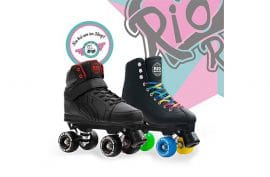 NEW IN: RIO ROLLER GOES BLACK FOR FALL