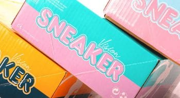 "NEW IN: SFR Rollerskate ""Vision Sneaker"""