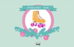 CHRISTMAS GUIDE – HUDORA DISCO ORANGE/PURPLE