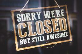 Rollenwelt Ladenfläche vorrübergehend geschlossen!